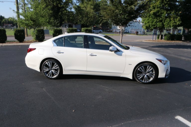 Used 2019 INFINITI Q50 3.0T Sport for sale Sold at Auto Collection in Murfreesboro TN 37130 8