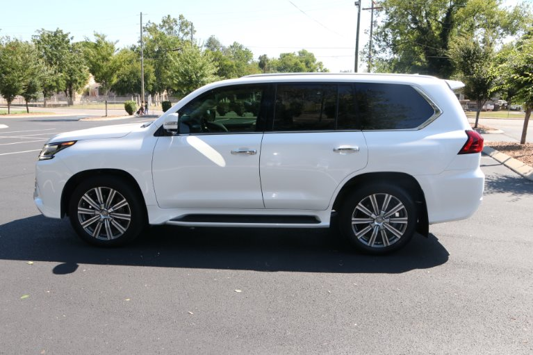 Used 2017 Lexus LX 570 for sale Sold at Auto Collection in Murfreesboro TN 37130 7