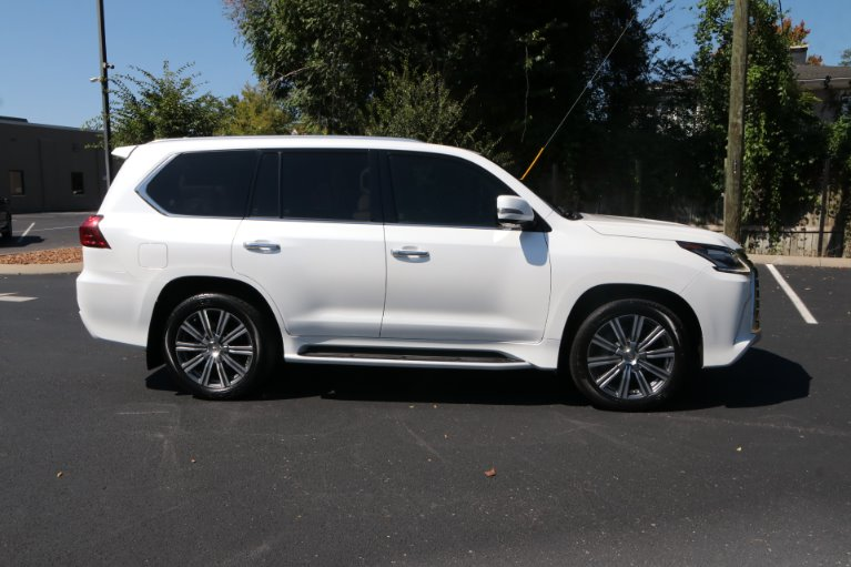 Used 2017 Lexus LX 570 for sale Sold at Auto Collection in Murfreesboro TN 37130 8