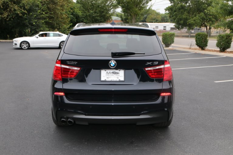 Used 2017 BMW X3 xDrive35i for sale Sold at Auto Collection in Murfreesboro TN 37130 6
