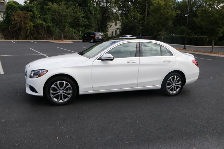 Used 2016 Mercedes-Benz C-Class C 300 Sport 4MATIC for sale Sold at Auto Collection in Murfreesboro TN 37130 2