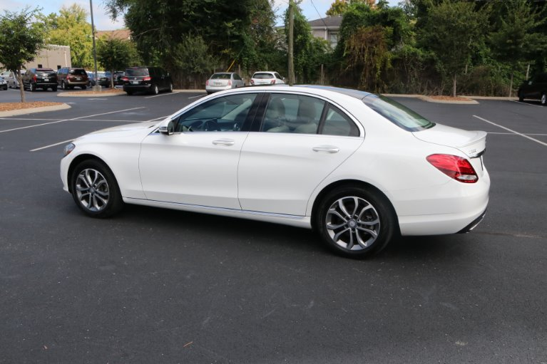 Used 2016 Mercedes-Benz C-Class C 300 Sport 4MATIC for sale Sold at Auto Collection in Murfreesboro TN 37129 4