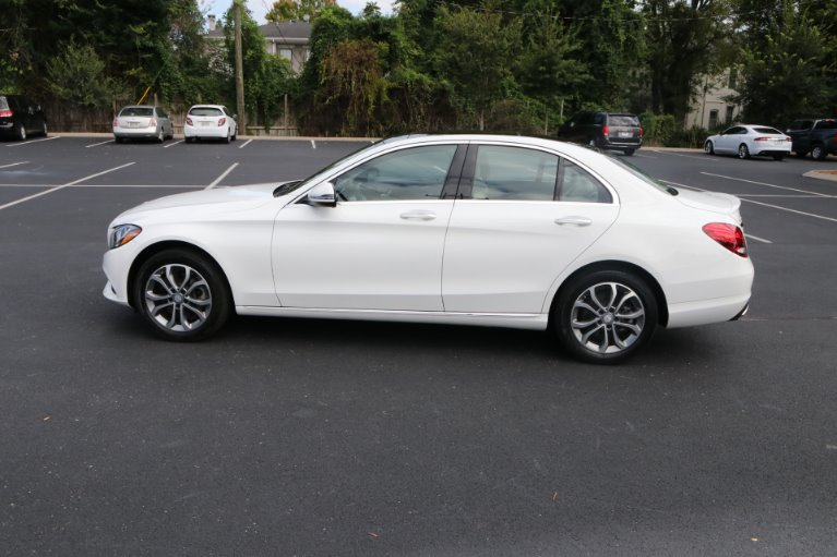 Used 2016 Mercedes-Benz C-Class C 300 Sport 4MATIC for sale Sold at Auto Collection in Murfreesboro TN 37130 7