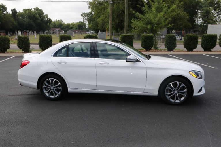 Used 2016 Mercedes-Benz C-Class C 300 Sport 4MATIC for sale Sold at Auto Collection in Murfreesboro TN 37130 8