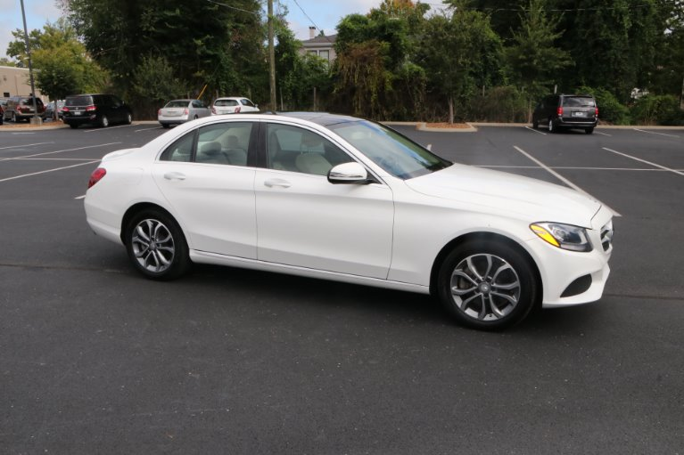 Used 2016 Mercedes-Benz C-Class C 300 Sport 4MATIC for sale Sold at Auto Collection in Murfreesboro TN 37130 1