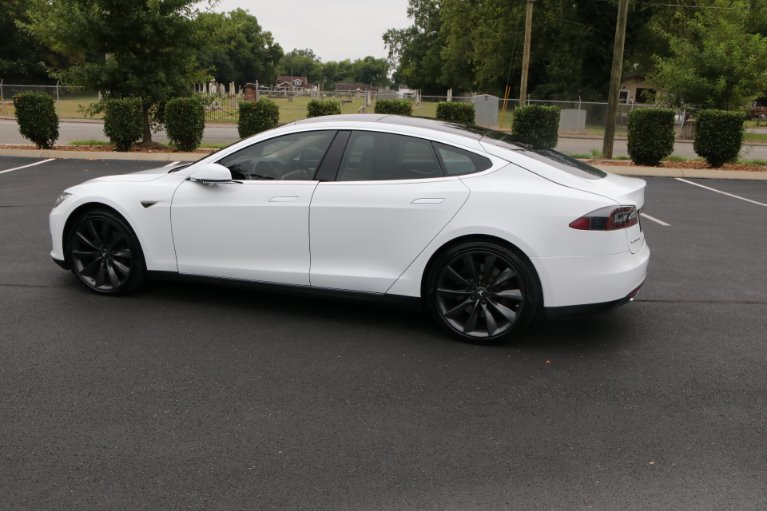 Used 2014 Tesla Model S 85 for sale Sold at Auto Collection in Murfreesboro TN 37130 4