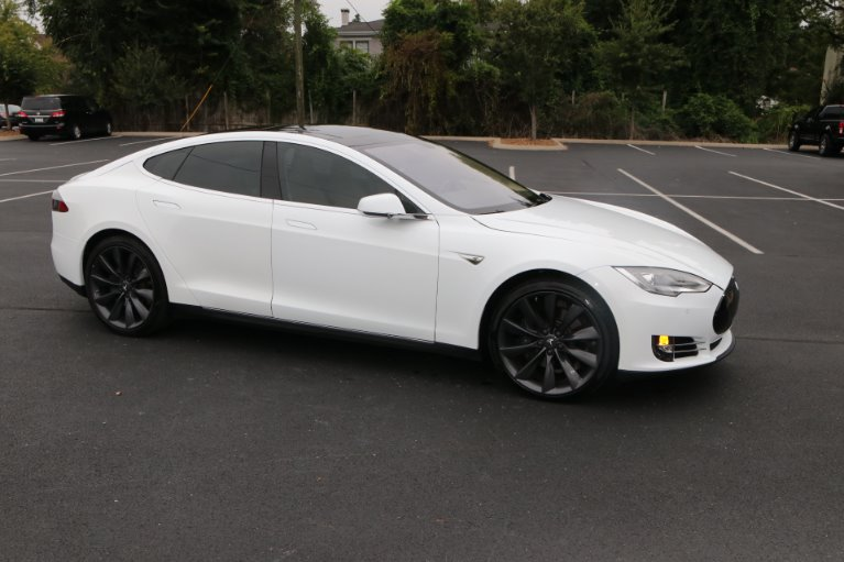Used 2014 Tesla Model S 85 for sale Sold at Auto Collection in Murfreesboro TN 37130 1