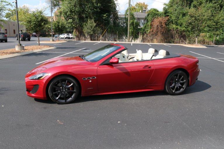 Used 2014 Maserati GranTurismo Sport for sale Sold at Auto Collection in Murfreesboro TN 37130 2