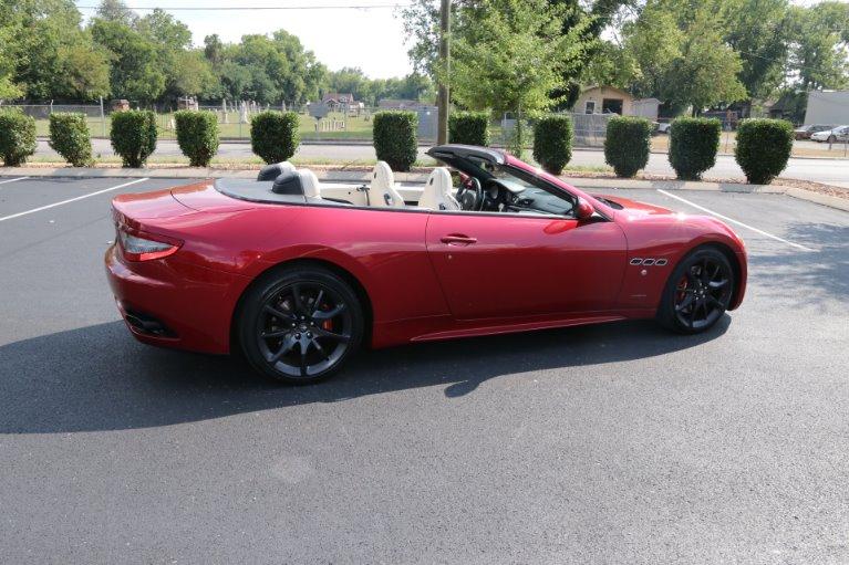 Used 2014 Maserati GranTurismo Sport for sale Sold at Auto Collection in Murfreesboro TN 37130 3