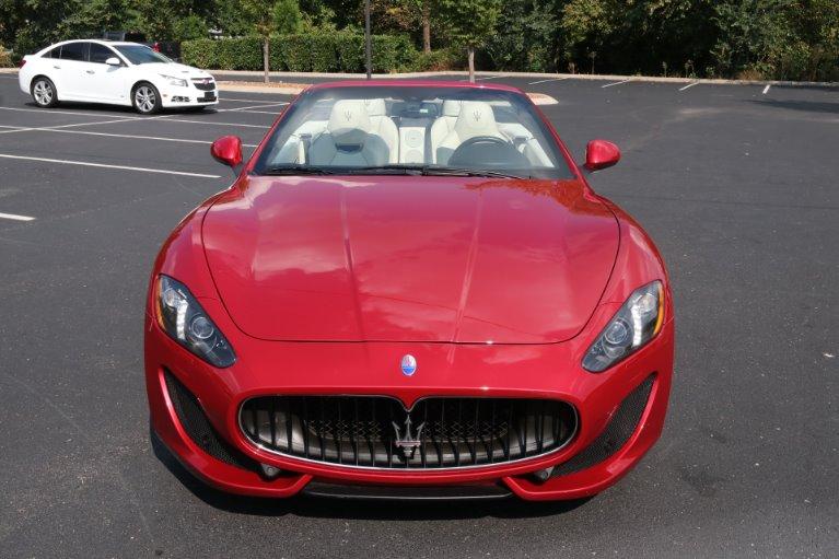Used 2014 Maserati GranTurismo Sport for sale Sold at Auto Collection in Murfreesboro TN 37130 5