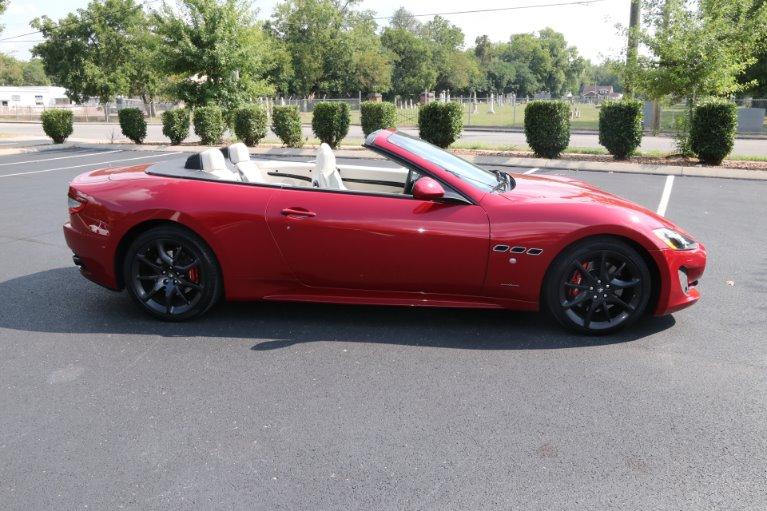 Used 2014 Maserati GranTurismo Sport for sale Sold at Auto Collection in Murfreesboro TN 37130 8