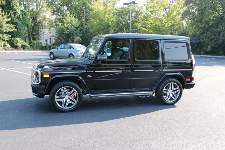 Used 2013 Mercedes-Benz G-Class G 63 AMG for sale Sold at Auto Collection in Murfreesboro TN 37130 2