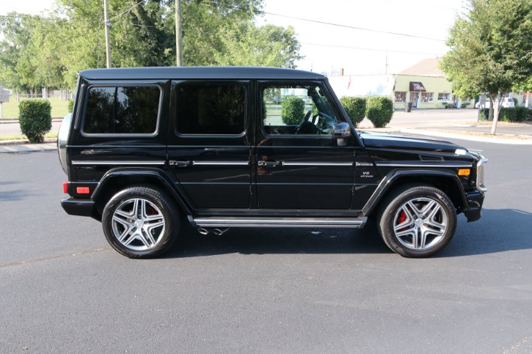 Used 2013 Mercedes-Benz G-Class G 63 AMG for sale Sold at Auto Collection in Murfreesboro TN 37130 3