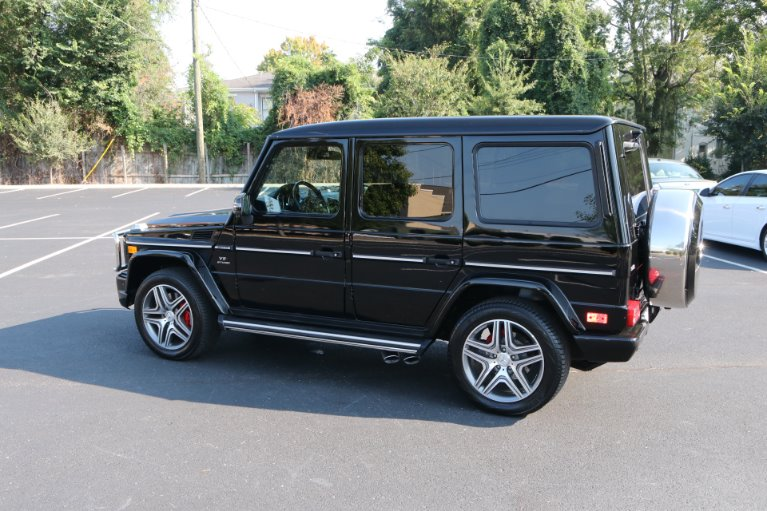 Used 2013 Mercedes-Benz G-Class G 63 AMG for sale Sold at Auto Collection in Murfreesboro TN 37130 4