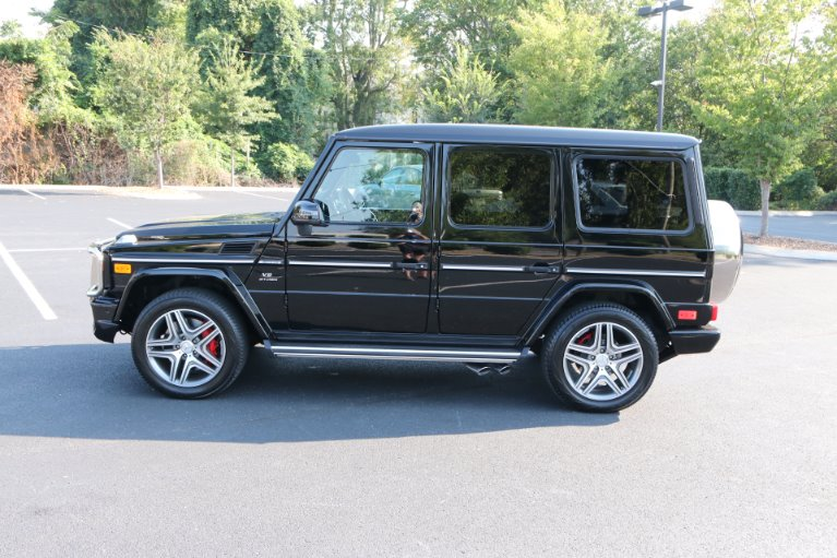 Used 2013 Mercedes-Benz G-Class G 63 AMG for sale Sold at Auto Collection in Murfreesboro TN 37130 7