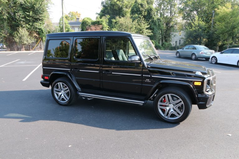 Used 2013 Mercedes-Benz G-Class G 63 AMG for sale Sold at Auto Collection in Murfreesboro TN 37130 1