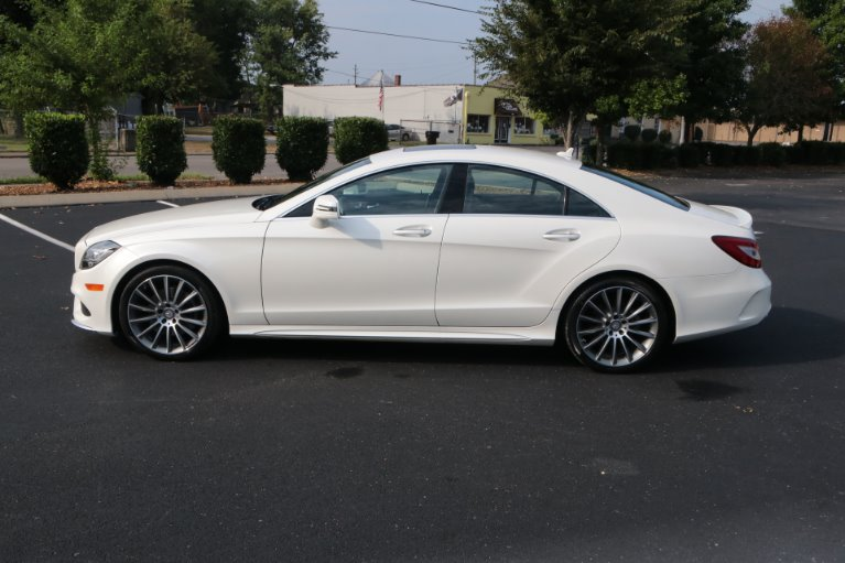 Used 2016 Mercedes-Benz CLS CLS 400 for sale Sold at Auto Collection in Murfreesboro TN 37130 7