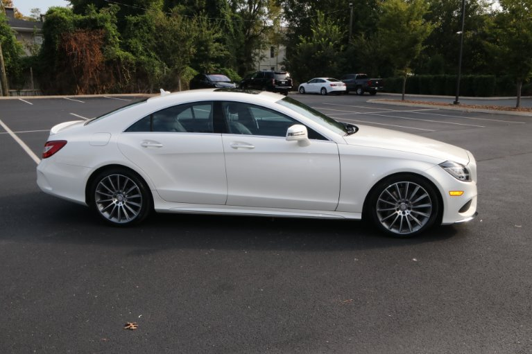 Used 2016 Mercedes-Benz CLS CLS 400 for sale Sold at Auto Collection in Murfreesboro TN 37130 8