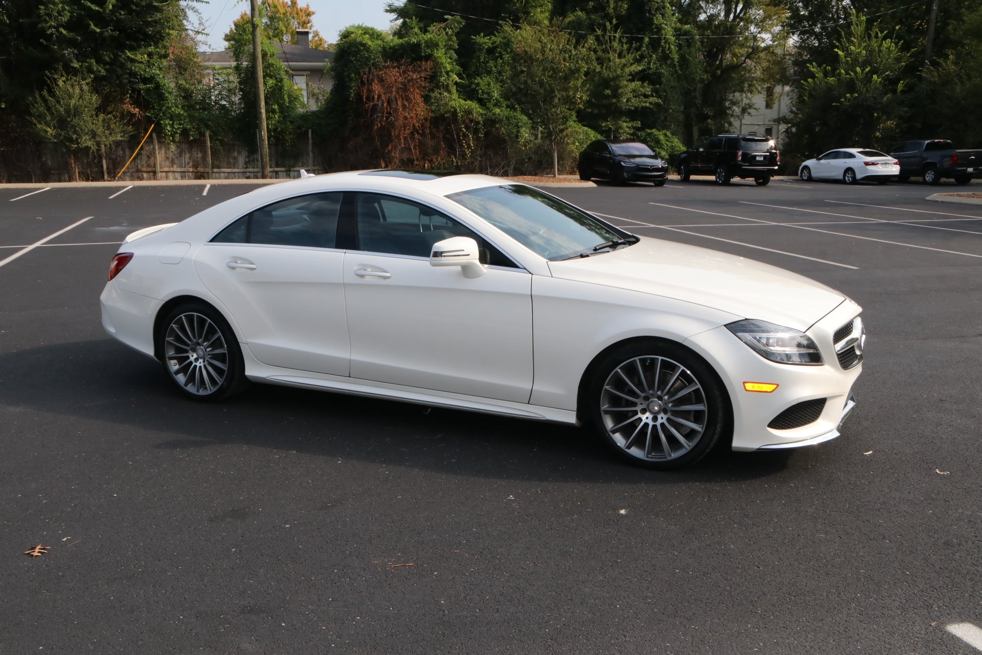 Used 2016 Mercedes-Benz CLS CLS 400 for sale Sold at Auto Collection in Murfreesboro TN 37130 1
