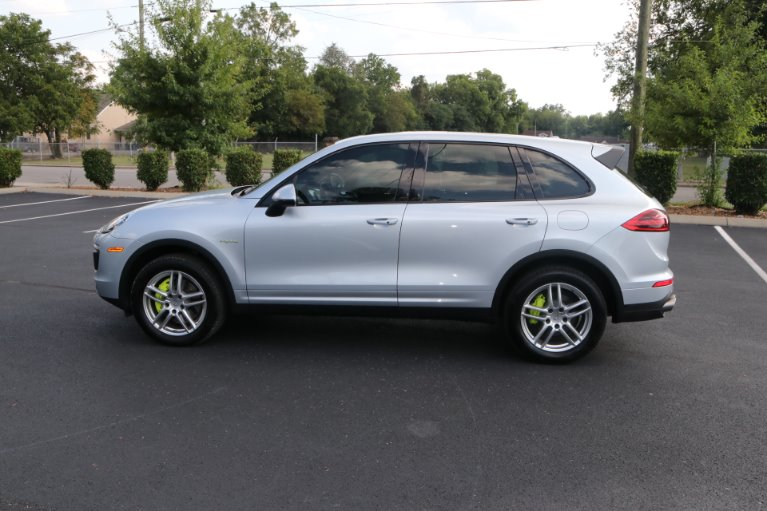 Used 2016 Porsche Cayenne S E-Hybrid for sale Sold at Auto Collection in Murfreesboro TN 37130 7