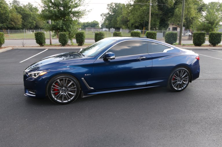 Used 2017 INFINITI Q60 Red Sport 400 for sale Sold at Auto Collection in Murfreesboro TN 37130 2