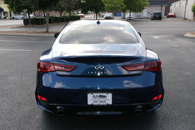 Used 2017 INFINITI Q60 Red Sport 400 for sale Sold at Auto Collection in Murfreesboro TN 37130 6