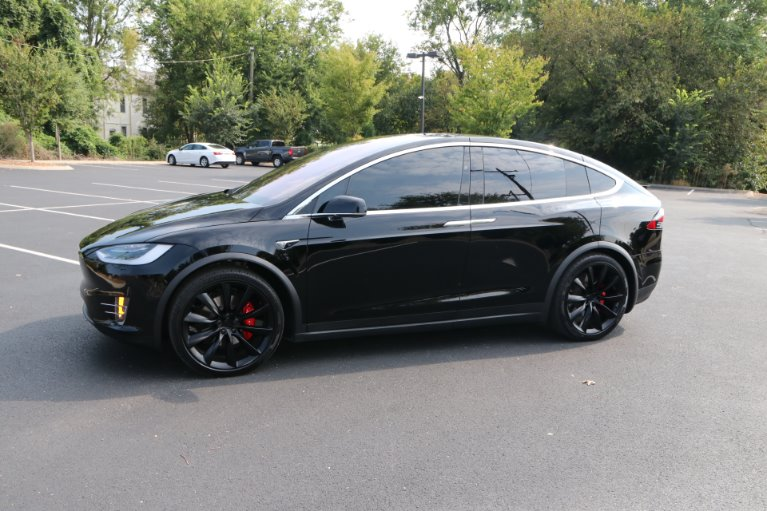 Used 2019 Tesla MODEL X Performance Ludicrous 100 D AWD Electric P100D for sale Sold at Auto Collection in Murfreesboro TN 37130 2