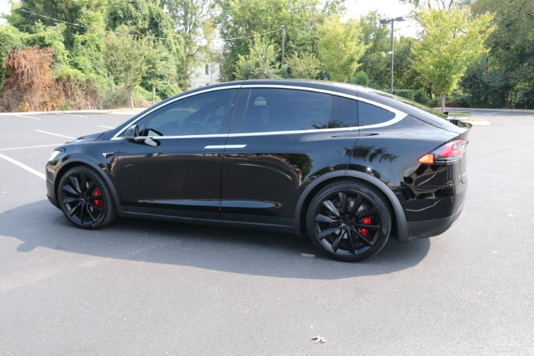 Used 2019 Tesla MODEL X Performance Ludicrous 100 D AWD Electric P100D for sale Sold at Auto Collection in Murfreesboro TN 37129 4