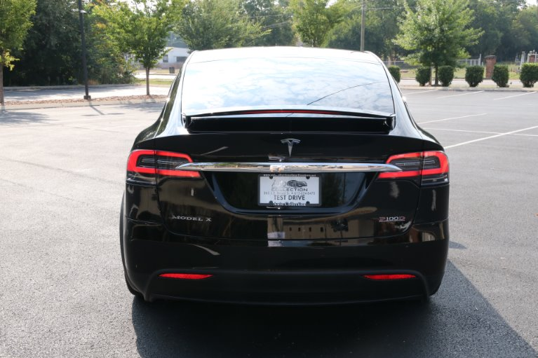 Used 2019 Tesla MODEL X Performance Ludicrous 100 D AWD Electric P100D for sale Sold at Auto Collection in Murfreesboro TN 37130 6