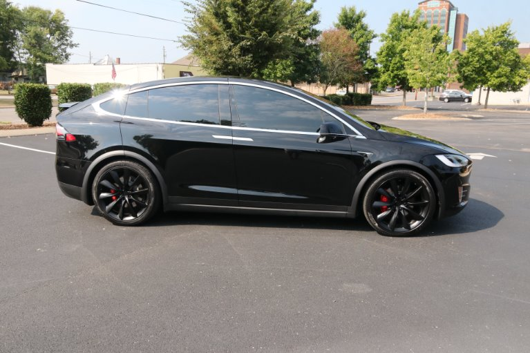 Used 2019 Tesla MODEL X Performance Ludicrous 100 D AWD Electric P100D for sale Sold at Auto Collection in Murfreesboro TN 37130 8