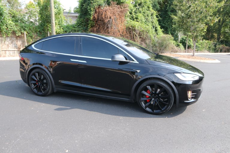 Used 2019 Tesla MODEL X Performance Ludicrous 100 D AWD Electric P100D for sale Sold at Auto Collection in Murfreesboro TN 37130 1
