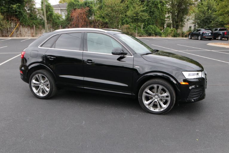 Used 2016 Audi Q3 PRESTIGE QUATTRO AWD W/NAV 2.0T quattro Prestige for sale Sold at Auto Collection in Murfreesboro TN 37130 1