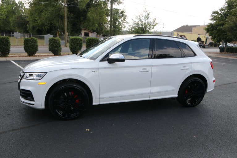 Used 2018 Audi SQ5 PRESTIGE 3.0 TFSI S SPORT AWD W/NAV 3.0T quattro Prestige for sale Sold at Auto Collection in Murfreesboro TN 37130 2