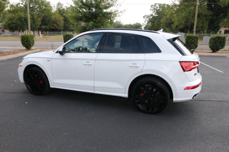 Used 2018 Audi SQ5 PRESTIGE 3.0 TFSI S SPORT AWD W/NAV 3.0T quattro Prestige for sale Sold at Auto Collection in Murfreesboro TN 37130 4