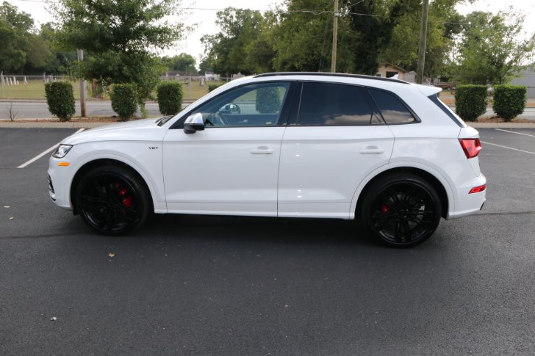 Used 2018 Audi SQ5 PRESTIGE 3.0 TFSI S SPORT AWD W/NAV 3.0T quattro Prestige for sale Sold at Auto Collection in Murfreesboro TN 37130 7