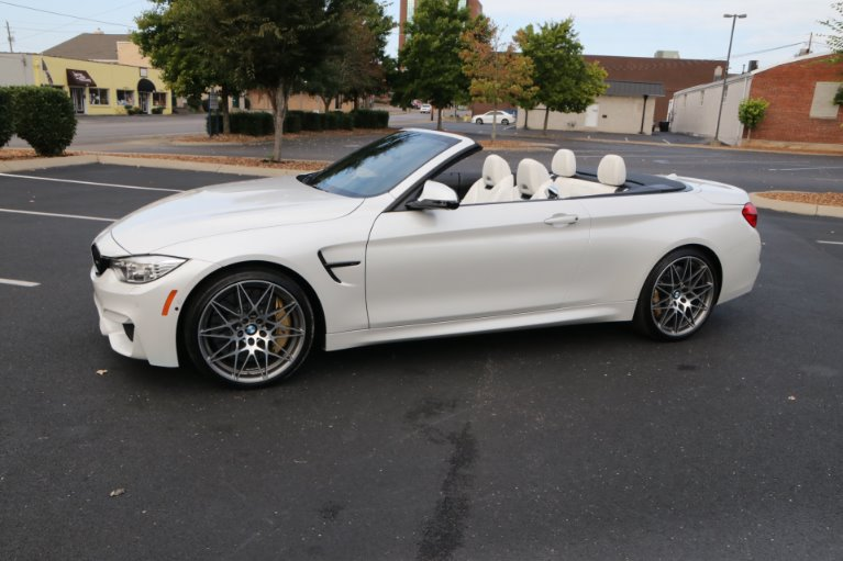 Used 2017 BMW M4 HARD TOP CONVERTIBLE COMPETITION PKG W/NAV for sale Sold at Auto Collection in Murfreesboro TN 37130 2