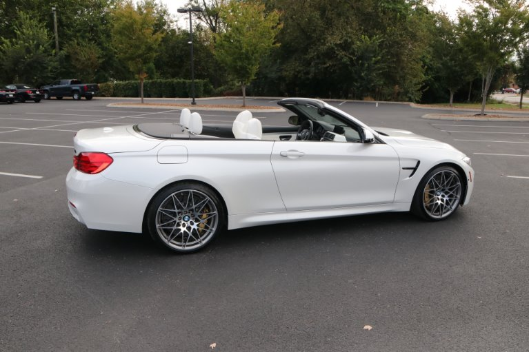 Used 2017 BMW M4 HARD TOP CONVERTIBLE COMPETITION PKG W/NAV for sale Sold at Auto Collection in Murfreesboro TN 37130 3
