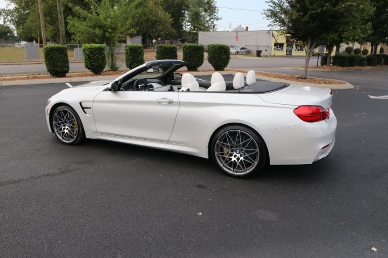 Used 2017 BMW M4 HARD TOP CONVERTIBLE COMPETITION PKG W/NAV for sale Sold at Auto Collection in Murfreesboro TN 37130 4