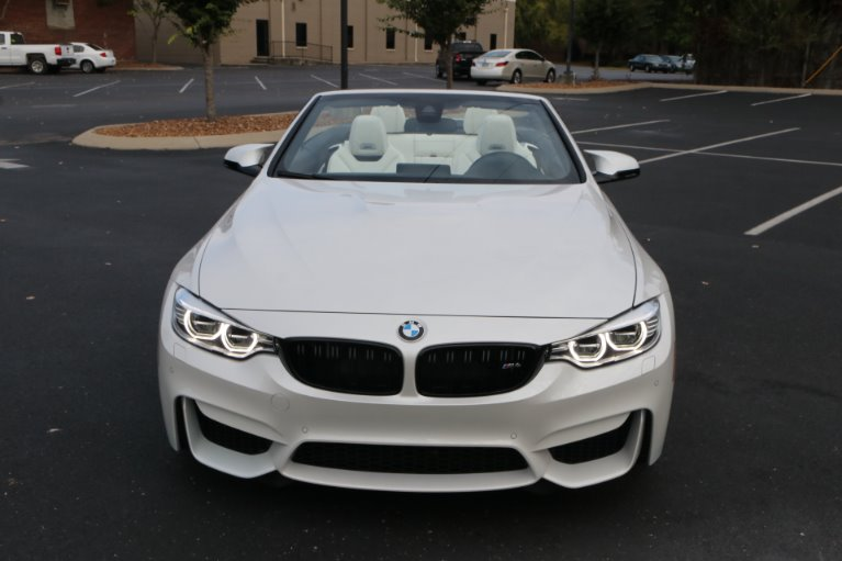 Used 2017 BMW M4 HARD TOP CONVERTIBLE COMPETITION PKG W/NAV for sale Sold at Auto Collection in Murfreesboro TN 37130 5