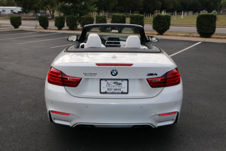 Used 2017 BMW M4 HARD TOP CONVERTIBLE COMPETITION PKG W/NAV for sale Sold at Auto Collection in Murfreesboro TN 37130 6