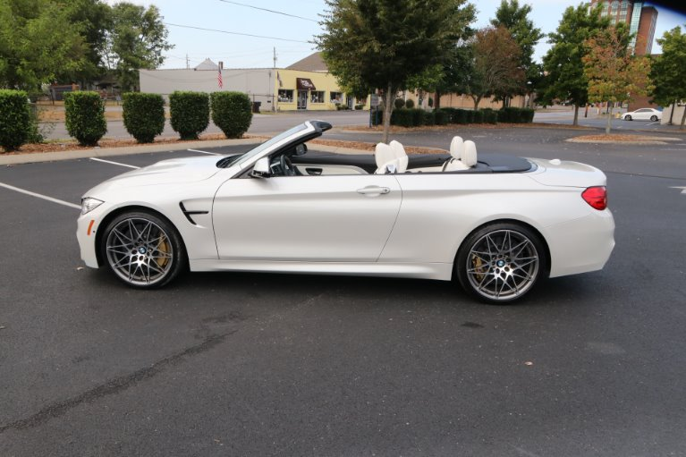 Used 2017 BMW M4 HARD TOP CONVERTIBLE COMPETITION PKG W/NAV for sale Sold at Auto Collection in Murfreesboro TN 37130 7