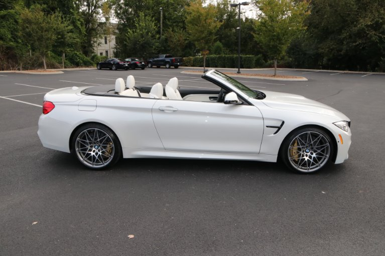 Used 2017 BMW M4 HARD TOP CONVERTIBLE COMPETITION PKG W/NAV for sale Sold at Auto Collection in Murfreesboro TN 37130 8