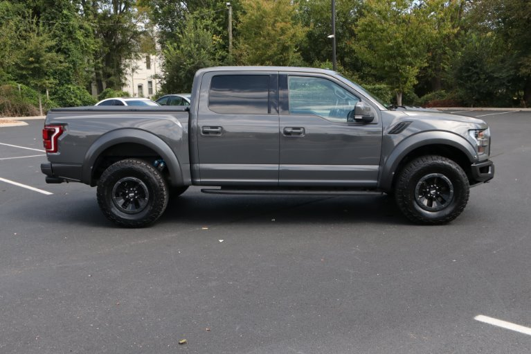 Used 2018 Ford F-150 Raptor for sale Sold at Auto Collection in Murfreesboro TN 37130 8
