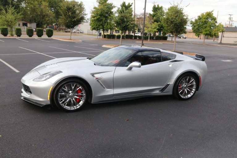 Used 2016 Chevrolet Corvette 3LZ Z06 COUPE W/NAV Z06 for sale Sold at Auto Collection in Murfreesboro TN 37130 2