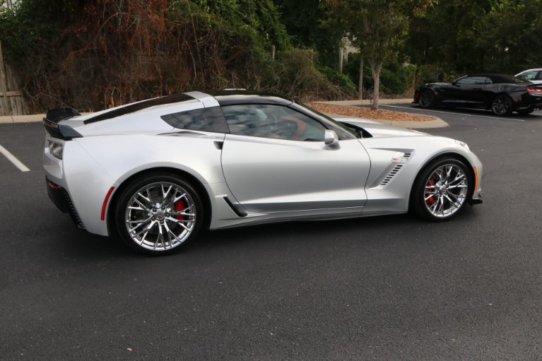 Used 2016 Chevrolet Corvette 3LZ Z06 COUPE W/NAV Z06 for sale Sold at Auto Collection in Murfreesboro TN 37130 3
