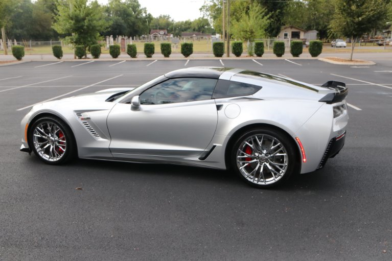 Used 2016 Chevrolet Corvette 3LZ Z06 COUPE W/NAV Z06 for sale Sold at Auto Collection in Murfreesboro TN 37130 4