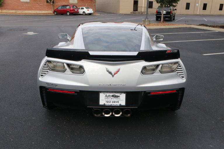 Used 2016 Chevrolet Corvette 3LZ Z06 COUPE W/NAV Z06 for sale Sold at Auto Collection in Murfreesboro TN 37130 6