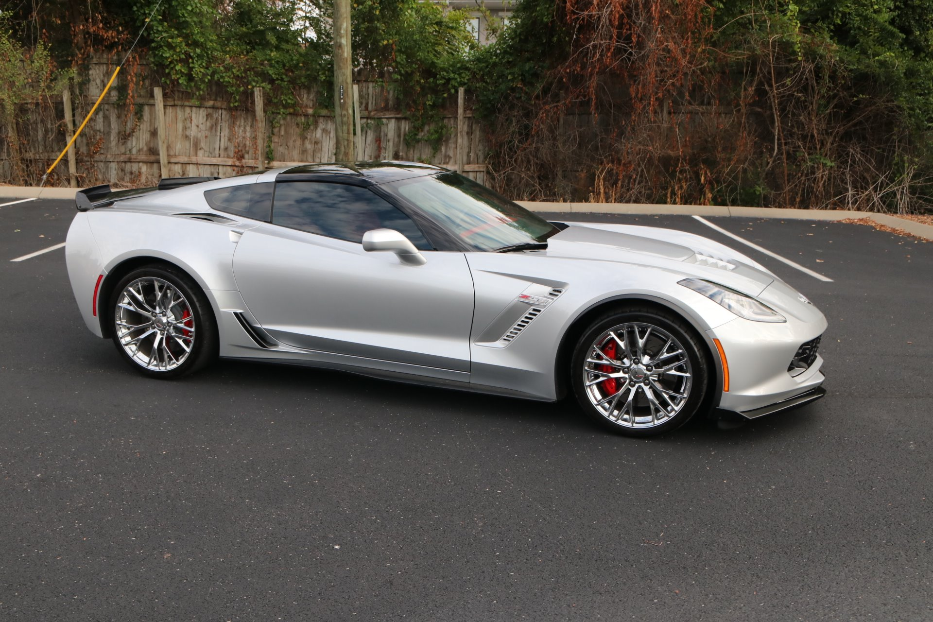 Used 2016 Chevrolet Corvette 3LZ Z06 COUPE W/NAV Z06 for sale Sold at Auto Collection in Murfreesboro TN 37130 1