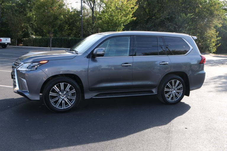 Used 2017 Lexus LX 570 for sale Sold at Auto Collection in Murfreesboro TN 37130 2
