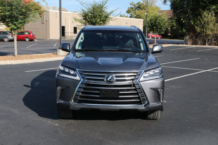 Used 2017 Lexus LX 570 for sale Sold at Auto Collection in Murfreesboro TN 37130 5